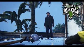 GTA 5 PC Short Movie - My Dear Friends (Zombie Apocalypse)