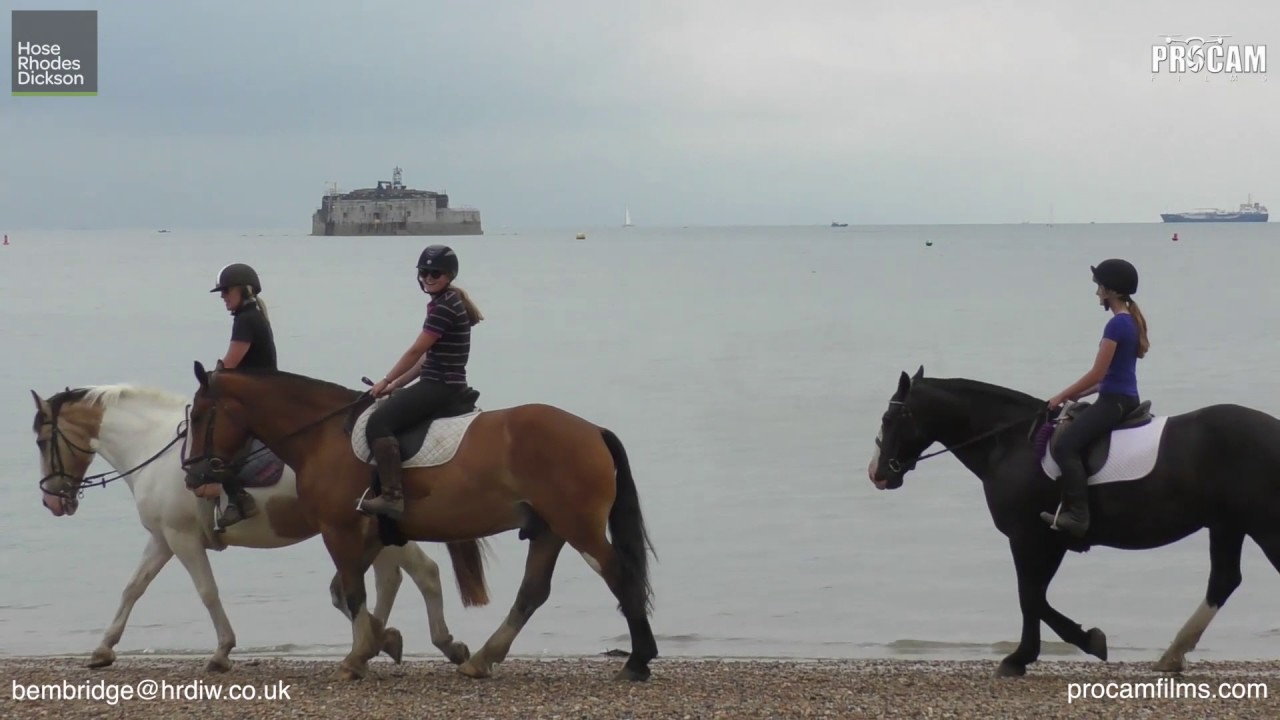 Horse Riding Holidays on the Isle of Wight
