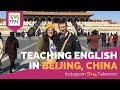 Teaching English in Beijing, China with Alyssa Driscoll - TEFL Day in the Life