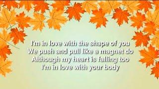 Ed Sheeran - Shape of You (Cover by J.fla) Lyrics.
