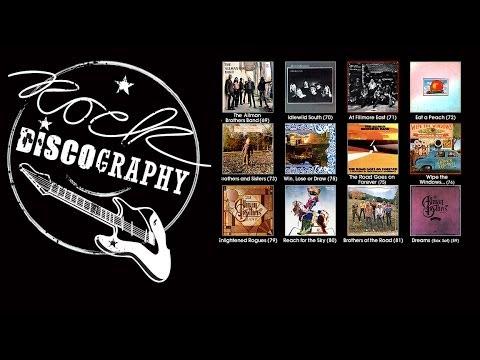 discografia the allman brothers band