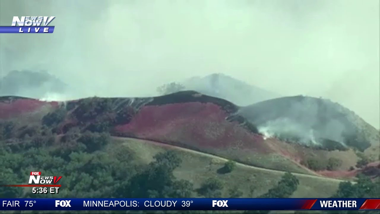 LIVE: Coverage of Saddleridge California Fire