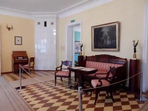 Музей-усадьба П.И. Чайковского в г.Воткинске.