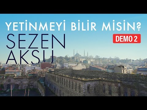 Sezen Aksu - Yetinmeyi Bilir Misin? (Official Video)