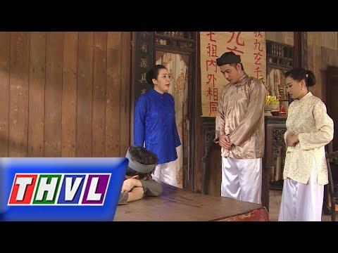 THVL | Chuyện xưa tích cũ – Tập 75[1]: Biết cháu mình thích học võ, bà nội Tí Đô tìm cách cấm cản