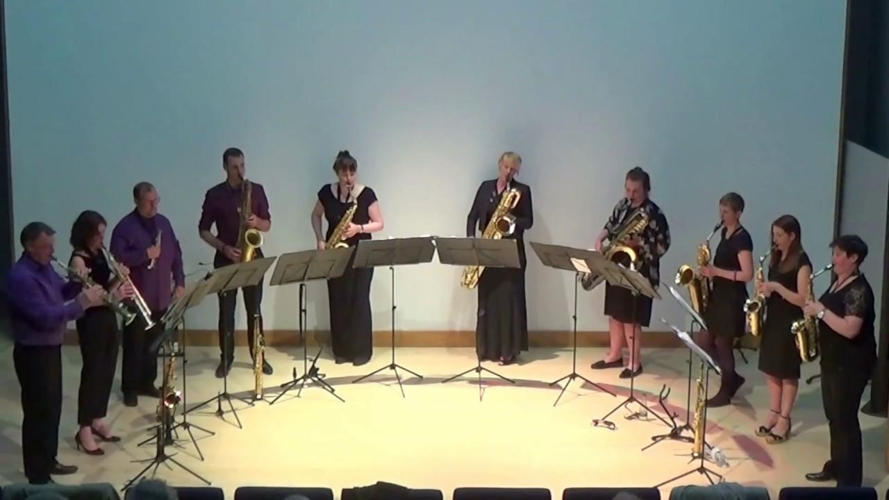 Antología Latina - Equinox Saxophone Ensemble