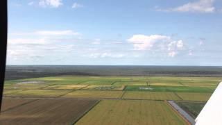 Baixar Sobrevoando Projeto Irrigação Luis Alves do Araguaia - Cirrus SR20
