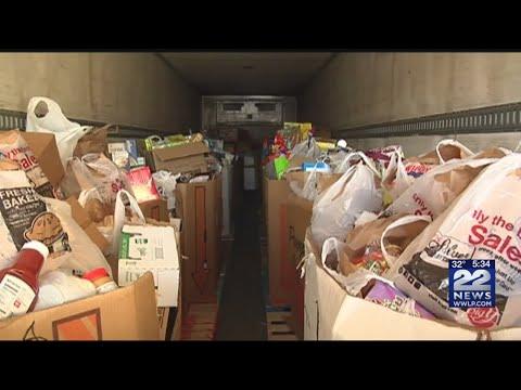 2018 Mayflower Marathon food drive kicks off in Springfield