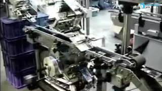 Automatic Top and Bottom Labeler ALB-220 for Bag