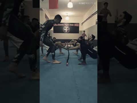 Training: core exercises for Jiu-Jitsu