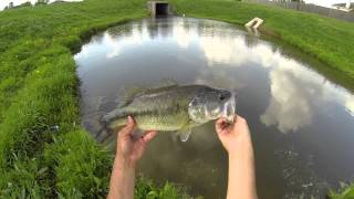 Sugar Land Bass fishing Bayou Bass 720p HD
