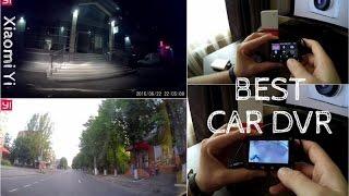 Видеорегистратор Xiaomi Yi Car DVR прошивка обзор днем и ночью(Обзор лучшего видеорегистратора Xiaomi Yi Car DVR Прошивка и тестирование качества изображения днем и в ночное..., 2016-08-02T20:43:28.000Z)