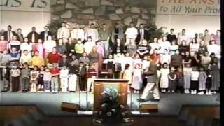 New Manna Youth Choir - Rejoice