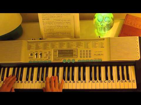 How to Play ~ Ring of Fire ~ Johnny Cash ~ LetterNotePlayer ©