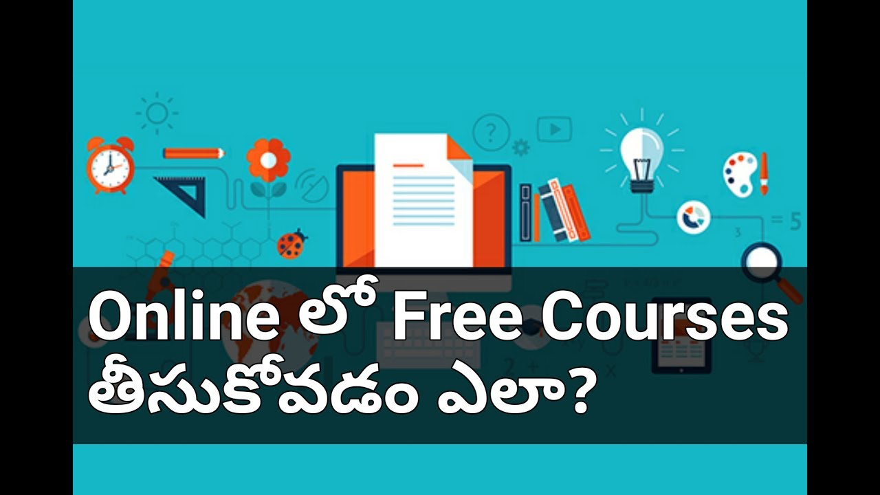 Free online courses with certification in telugu youtube free online courses with certification in telugu xflitez Gallery