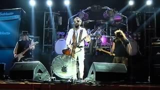Moderatto en concierto en Coatzacoalcos.
