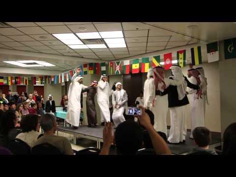 Food and Culture Fair (Saudi Association) Spring 2015 HD
