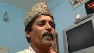 Can Mr. A.K.Shaikh Open his Mouth