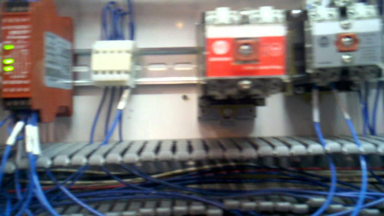 allen bradley safety wiring diagrams surface waves diagram guardmaster relays youtube