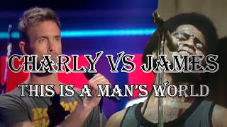 This Is A Man's World | James Brown VS Charly Luske | The Voice Of Holland