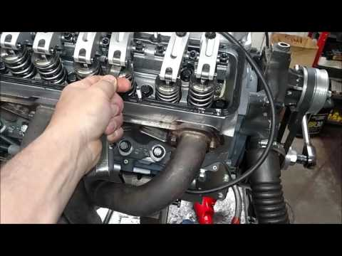 How to set  Valve Lash on a Solid Lifter Race Engine