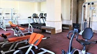 Modern equipment in Gym for health fitness in Hotels | New Gym Fashion in Jeddah Hotels