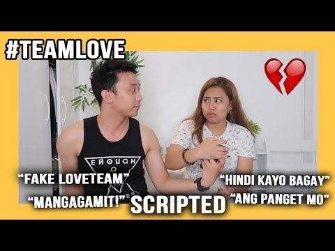"""Ginagamit mo lang si Baninay"" Reading Comments About TeamLove"