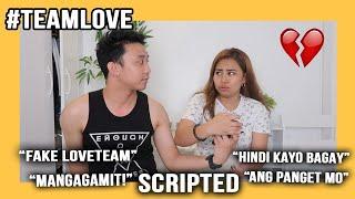 """Ginagamit mo lang si Baninay"" Reading Comments About #TeamLove"