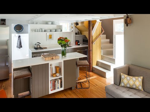 Small and Tiny House Interior Design Ideas - Very Small, but Beautiful Houses