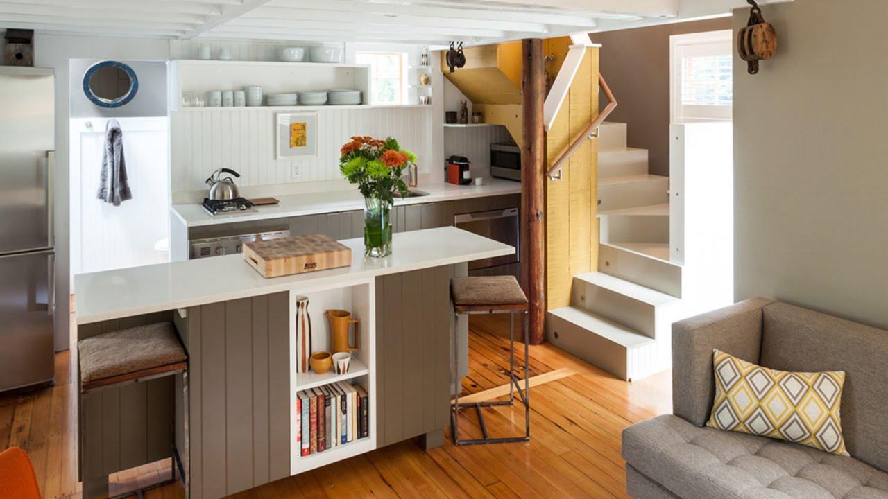 Small and Tiny House Interior Design Ideas - Very Small ...