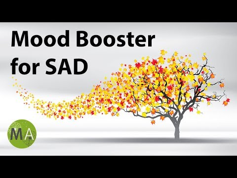 Seasonal Affective Disorder Meditation Mood Booster - Isochronic Tones