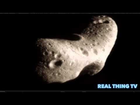ASTEROID NASA warns of 2 JUMBO JET sized asteroid heading Earth's way