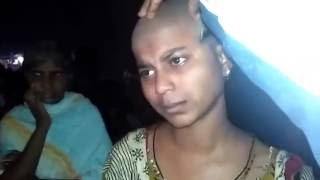Repeat youtube video YOUNG YELLOW CHUDIDHAR CRYING HEADSHAVE