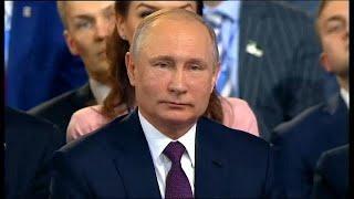 From youtube.com: Vladimir Putin {MID-219034}