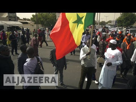 ?? Senegal protests: A call for free and fair elections