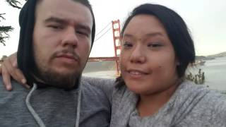 Sam Francisco California. Golden Gate Bridge