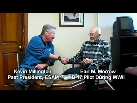 ESAM Oral History with Earl Morrow