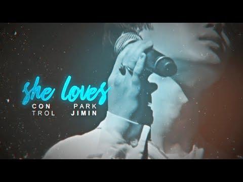 jimin • she loves control