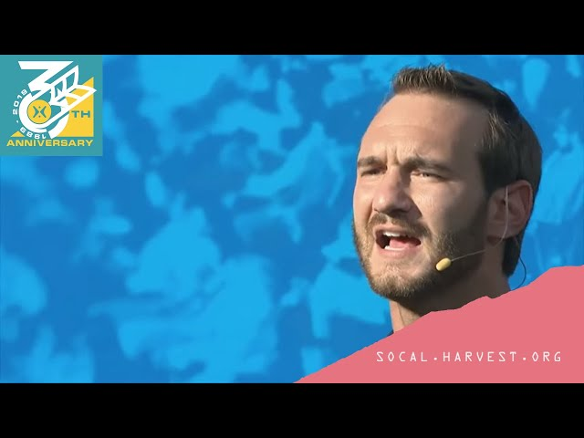 Hope in Bad Times: Nick Vujicic & Greg Laurie (Classic Crusades)
