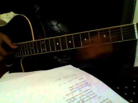 Mimpi Anggun CS  Gitar