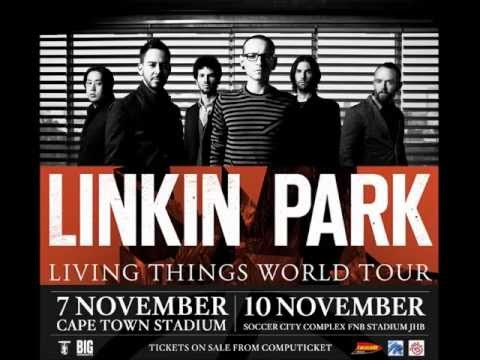 Linkin Park Live in Cape Town - Official Bootleg AUDIO.mp4