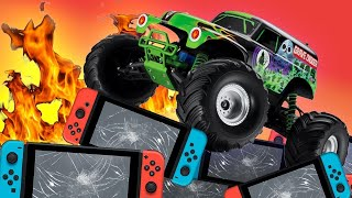 Nintendo Switch! Monster Trucks! All Kids Seats Only Five Dollars! - Up At Noon Live!