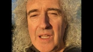 Brian May plea to young: