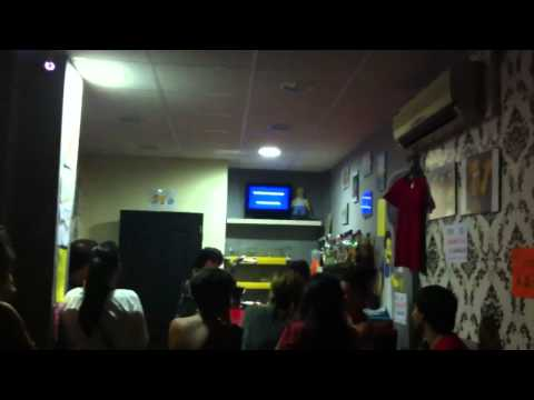Malaga karaoke???!!!???