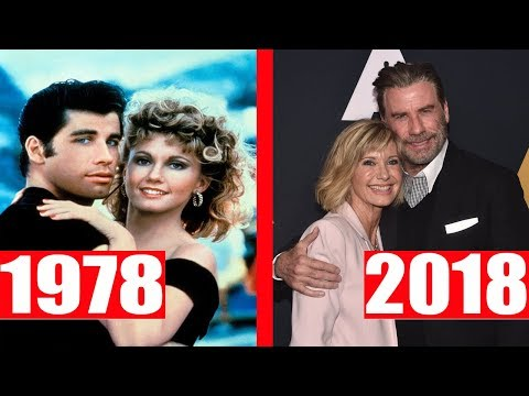 Grease 1978 Cast: Then and Now