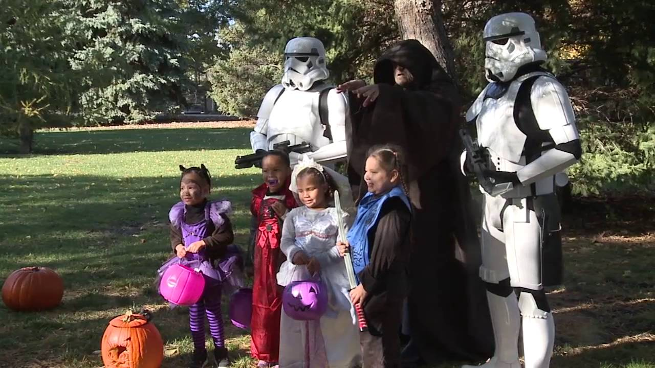 501st central garrison trooping in sioux falls 2015 - youtube