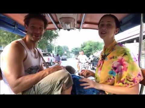 tuk-tuk-ride-and-ayutthaya-visit-in-thailand