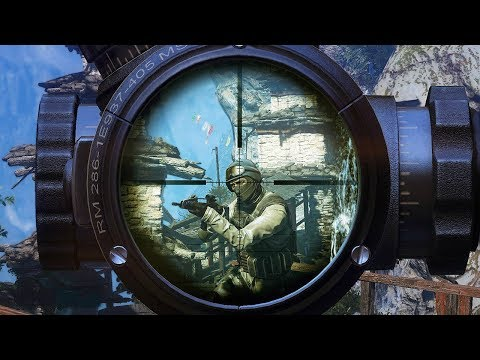 COOLEST GAME ABOUT SNIPERS ON PC ! Sniper Ghost Warrior 2