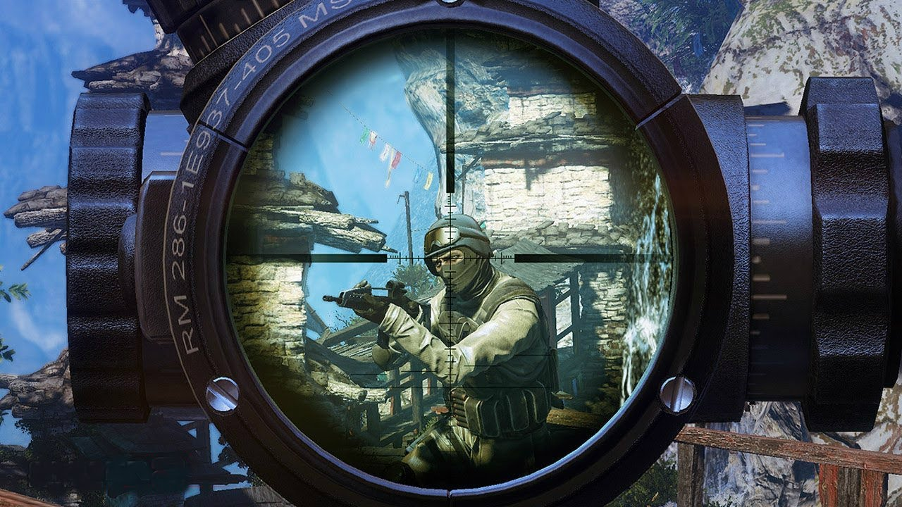 Sniper Games Pc