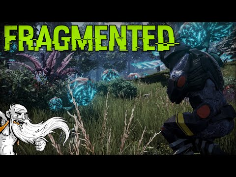 """IT'S LIKE ARK...WITHOUT DINOSAURS...IN SPACE!!!"" - Fragmented 1080p HD Gameplay Walkthrough"